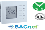 Contemporary Controls Announces New BACnet Wi-Fi and MS/TP Compliant Thermostat